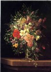 floral still life iii by adelheid dietrich painting