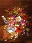 floral still life by adelheid dietrich painting