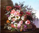 wildflowers by adelheid dietrich painting