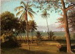florida scene by albert bierstadt paintings