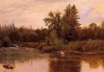 albert bierstadt landscape new hampshire painting 37694