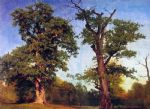 albert bierstadt pioneers of the woods paintings