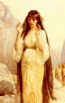 the daughter of jephthah by alexandre cabanel painting