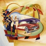 alfred gockel classic cool i paintings