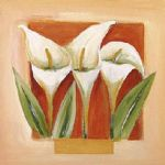 alfred gockel sandstone florals ii paintings
