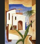 alfred gockel streets of morocco ii posters