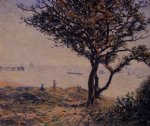 alfred sisley a cardiff shipping lane paintings