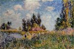 alfred sisley landscape painting 37343