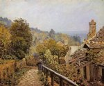alfred sisley sentier de la mi paintings