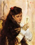 reveil by alfred stevens painting