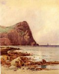 alfred thompson bricher rocky coast oil paintings