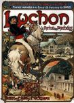 luchon by alphonse maria mucha painting