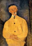 constant leopold by amedeo modigliani painting