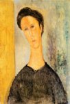 amedeo modigliani portrait of a woman iv painting 36935