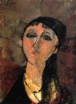 amedeo modigliani portrait of a young girl ii painting 36940