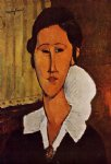 amedeo modigliani portrait of anna painting 36948