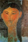amedeo modigliani portrait of beatrice hastings iii painting 36950