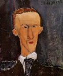 amedeo modigliani portrait of blaise cendrars painting 36954