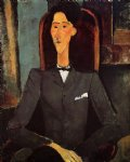 amedeo modigliani portrait of jean cocteau painting 36965