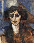 amedeo modigliani portrait of maude abrantes painting 36987