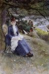anders zorn in scotland painting