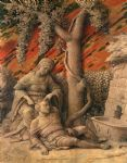 andrea mantegna samson and delilah painting