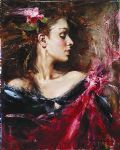 a moment in time by andrew atroshenko painting