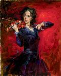 music by andrew atroshenko painting