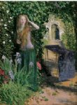 arthur hughes fair rosamond paintings