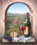 a bit of tuscany by barbara felisky oil paintings
