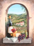 barbara felisky bottle with a view painting