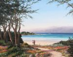 barbara felisky carmel by the sea painting