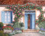 barbara felisky rose around the door posters