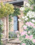 barbara felisky roses by the dooryard posters