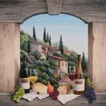 barbara felisky still life in the italian hills posters