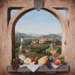 barbara felisky still life with the castello posters