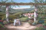 barbara felisky vineyard afternoon posters