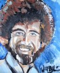 bob ross jon baldwin art painting
