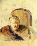 camille pissarro portrait of the artist s mother painting 36269