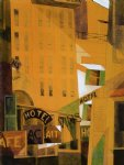 hotel by charles demuth painting