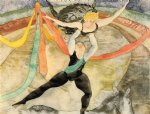 the circus by charles demuth paintings-36230