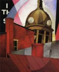 charles demuth welcome to our city painting