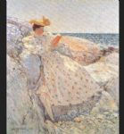 childe hassam summer sunlight art