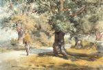 childe hassam wayside inn sudbury massachusetts paintings-85032