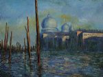 the grand canal venice ii by claude monet painting
