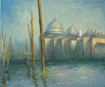claude monet the grand canal venice painting