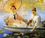 summer by colin campbell cooper painting