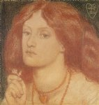 dante gabriel rossetti regina cordium ii oil paintings