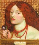 dante gabriel rossetti regina cordium oil paintings
