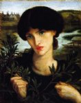 dante gabriel rossetti water willow oil paintings